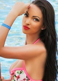 Tall Slim Brunette Escort Girl