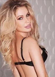 Expensive London escort Gloucester Road blonde model Marianna
